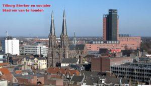 Tilburg PvdA sterker en socialer